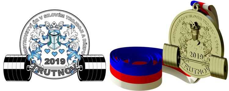 Ukázka 3D modelu výroby medailí