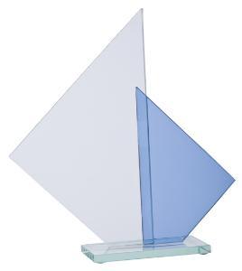 Sklenìná trofej - CR3040