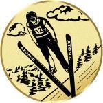 Emblém skoky na lyžích - LTK185