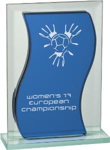 Sklenìná trofej - CR3037