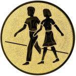Emblém tanec - LTK29