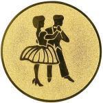 Emblém tanec - LTK30