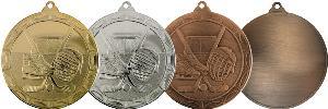 Medaile - hokej - MDS0006A