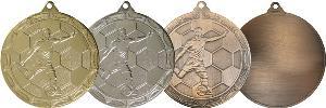 Medaile - fotbal - MDS0004