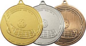 Medaile - florbal - MDS0013