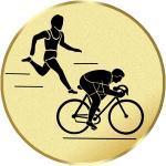 Emblém triatlon - LTK161
