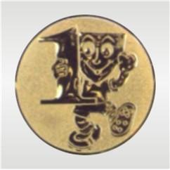 Emblém 1 fotbal - E118