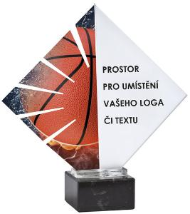 Basketbalová trofej - ACL0015NM15