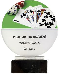 Pokerová trofej - ACL0006NM13