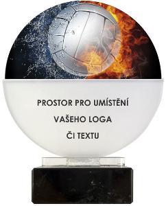 Volejbalová trofej - ACL0006NM19 - zvìtšit obrázek
