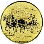 Emblém jezdectví - LTK128