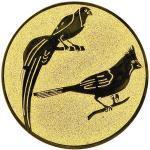 Emblém ptactvo exotické - LTK135
