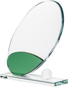 Sklenìná trofej - CR4004 - tenis