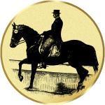 Emblém jezdectví - LTK162