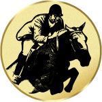 Emblém jezdectví - LTK163