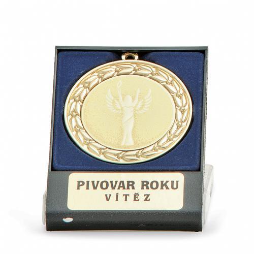 Úèastnická medaile v krabièce - 16831
