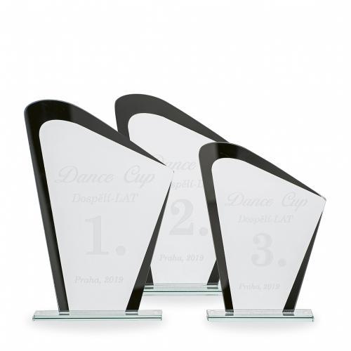 Sklenìná trofej - 18026 - zvìtšit obrázek