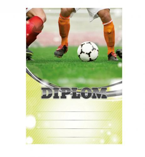 Diplom fotbal - 6601 - zvìtšit obrázek