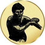 Emblém ping pong - LTK166