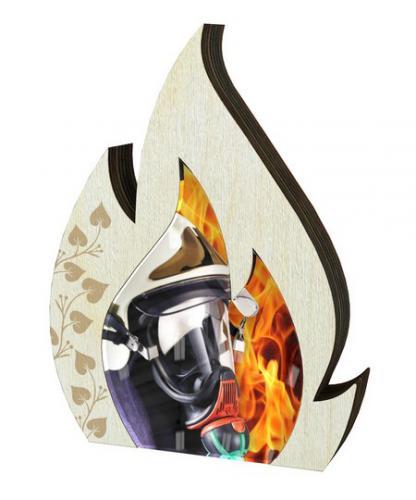 Plaketa - hasièi - WPP0011M02 + vlastní text - zvìtšit obrázek