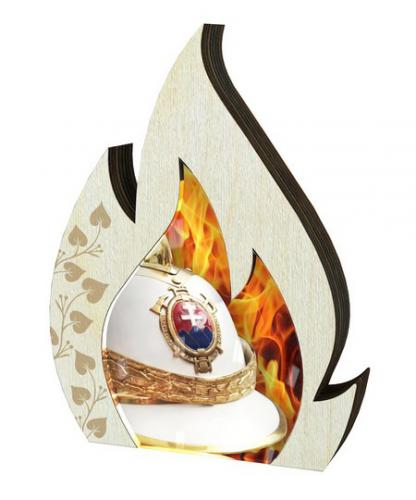 Plaketa - hasièi - WPP0011M04 - zvìtšit obrázek