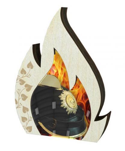 Plaketa - hasièi - WPP0011M06 + vlastní text - zvìtšit obrázek