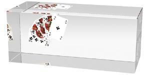 Karetní trofej - CR3066M8