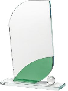 Sklenìná trofej - CR4007
