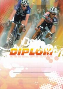 Diplom cyklistika - 6639