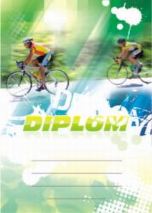 Diplom cyklistika - 6640