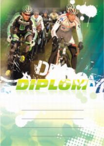 Diplom cyklokros - 6641