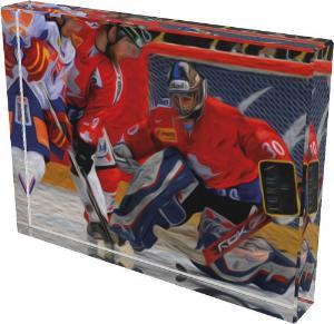 Hokejová trofej - CR4044M6