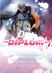 Diplom cyklokros - 6644