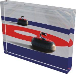 Curlingová trofej - CR4044M9