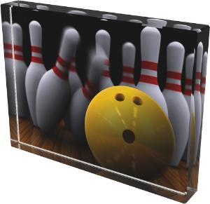 Bowlingová trofej - CR4044M26
