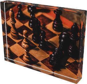 Šachová trofej - CR4044M32