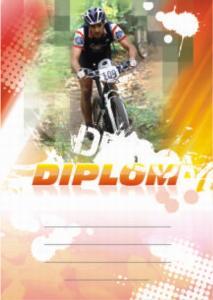 Diplom cyklokros - 6643
