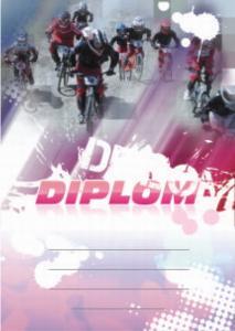 Diplom cyklokros - 6659