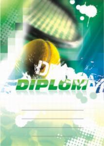 Diplom tenis - 6620