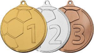 Medaile - fotbal - MDS0018