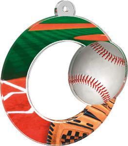 Medaile - baseball - MDA0010M08