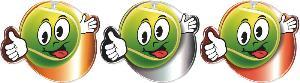 Medaile - tenis - MDA0011M02