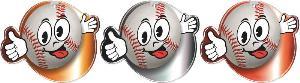 Medaile - baseball - MDA0011M07