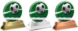 Plaketa fotbal - ACE2003M2