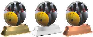 Plaketa bowling - ACE2003M27