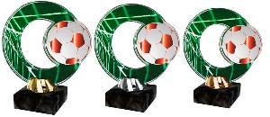 Plaketa fotbal - ACL2101M4