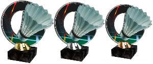 Plaketa badminton - ACL2101M17