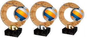 Plaketa volejbal plážový - ACL2101M18
