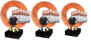 Plaketa bowling - ACL2101M30