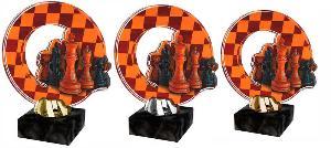 Plaketa šachy - ACL2101M32